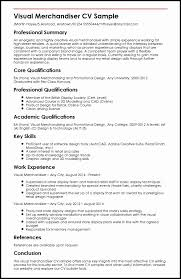 Beverage Merchandiser Sample Resume Interesting Food Merchandiser Resume Sample Fresh Visual Merchandiser Cv Sample