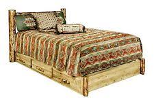 king size platform bed with drawers. Modren Platform Rustic Platform Beds With Storage Drawers King Size Bed Amish Made Furniture On With D