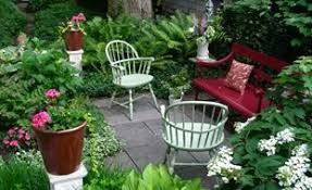 Small Garden, Big Interest Eric Sternfels (Homeowner) Philadelphia, PA.  Small Garden Ideas