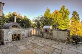 view in gallery this mediterranean outdoor kitchen