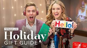 popsugar s live holiday holiday gift guide show