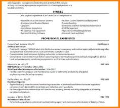 Sample Of Electrician Resumes Apprentice Electrician Resume Samples Yupar Magdalene