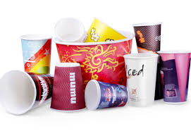 oz    cc Double Wall Printed Paper Cups  Printing from       Pinterest