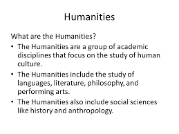 the humanities essay ppt  2 humanities