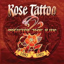 <b>Rose Tattoo</b> - <b>Scarred</b> For Live: 1980-1982 (Vinyl LP) - Amoeba Music