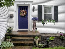 blue door house. Blue Front Door White House Ideas Images