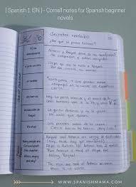 Spanish interactive notebooks | Spanish interactive notebook ...
