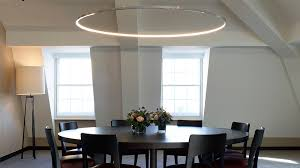 halo lighting fixtures. Nulty - Global Trading House, London Office Meeting Room Halo Circular Light Fixture Classic Lighting Fixtures