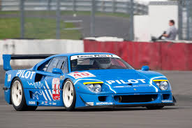 An exciting opportunity to acquire the taisan japanese gt race winning ferrari f40. 1989 1994 Ferrari F40 Lm Images Specifications And Information