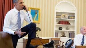 obama oval office desk. Obama\u0027s Foot On Oval Office Desk Stirs Controversy Obama H