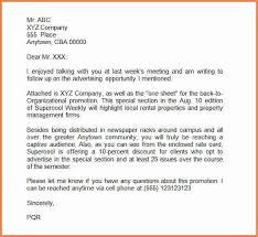 37 The Business Partnership Proposal Cover Letter Format