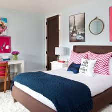 bedroom ideas for teenage girls with medium sized rooms. Teenage Girls Room Paint Decorating Ideas Featuring Brown Bed Intended For Teens Night Stands Bedroom With Medium Sized Rooms H