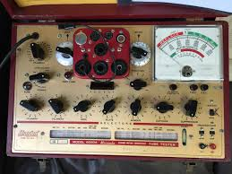 Vacuum Tube Testers For Sale