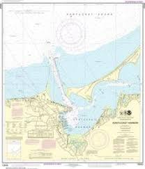 10 Best Nantucket Charts Images In 2017 Nautical Chart