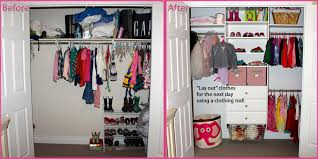 martha stewart living closet before after