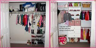martha stewart living closet before after