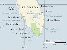 Local Tide Chart Charlotte Harbor Southwest Florida Sailing Paradise Cruising World