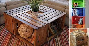 wood crate furniture diy. Looking For Simple Storage Solutions? Well Here Is A Tufur. (Two The Price Of One.) Wooden Crates. They Can Be Turned Into Creative Decorations And Wood Crate Furniture Diy C