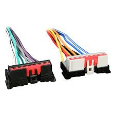 carid com  metra� factory replacement wiring harness with oem radio plug