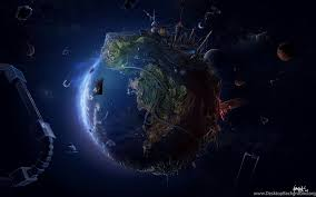 desktop background space earth. Perfect Background Throughout Desktop Background Space Earth