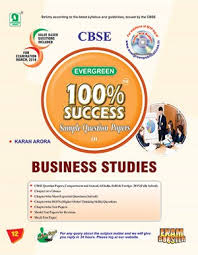 sample papers business studies class tiger books