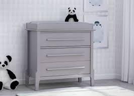midcentury modern  drawer dresser with changing top  delta