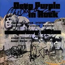 <b>DEEP PURPLE - In</b> Rock: Anniversary Edition - Amazon.com Music
