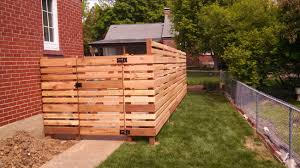 horizontal fence styles. WOOD FENCE DESIGNS FOR YOUR YARD Horizontal Fence Styles