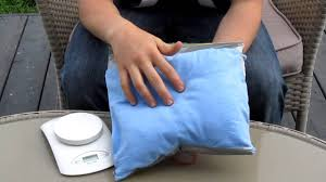Backpack Pillow How To Make An Ultralight Air Core Backpacking Pillow Youtube