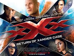 Vinsanity featurette for xXx Return of Xander Cage featuring Vin.