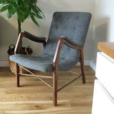 bespoke order for g leach mid century teak armchair arm chairs teak