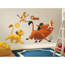 lion king wall decals fancy for home design ideas with lion king wall decals
