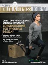 Health Fitness Journal Acsm Journal