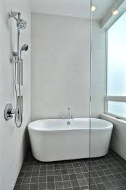 small shower baths photo of ideas brilliant small bathroom ideas shower over bath and stand alone