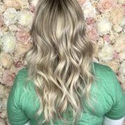 blonde color photo of dina s kiss makeup secaucus nj