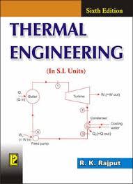 Thermal Engineering by R. K. Rajput | Waterstones