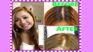 How To Dye Black Har To Lght Brown How Dye My Roots Battery