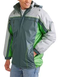 climate concepts men en s big polar tech fleece lined jacket with removable hood up to size 5xl