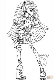 Small Picture Cool Cleo de Nile coloring page Free Printable Coloring Pages