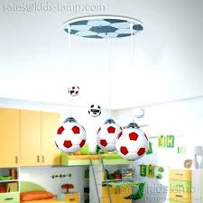 kids lighting ceiling. Child Ceiling Light Fixture Kid Room Most Popular World Cup Football Boys . Kids Lighting I