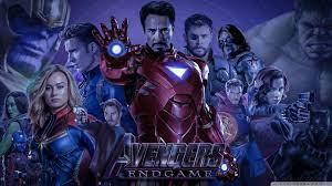 Avenger Endgame Wallpaper posted by ...
