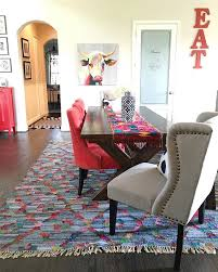 top eclectic home tour shauna glenn design in colorful living room rugs decor