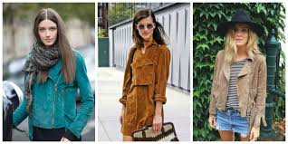 suede jackets outfits