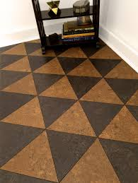 Rubber Floor Tiles Kitchen Cork Rubber Flooring By Zandur Is Made Up Of 65 Recycled Cork And