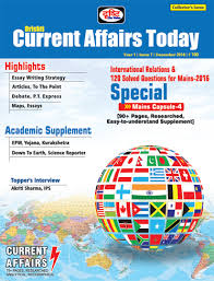drishti current affairs today magazine previous issues  2016 current affairs magazine