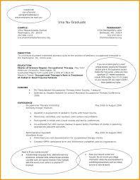Respiratory Therapist Student Resume Occupational Therapist Resume Respiratory Therapist Resume Objective
