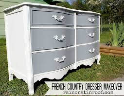 diy painting dressers best of french country dresser makeover diy chalk paint