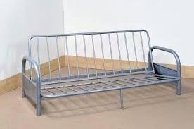 metal sofa glider metal couch metal sofa bed frame double dismantled and ready to move metal