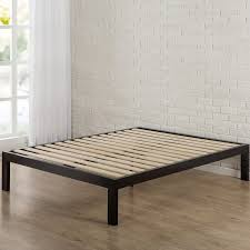 platform bed frame. Zinus Quick Snap 14 Platform Bed Reviews Wayfair Regarding Frame Inspirations 0