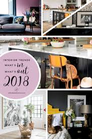 trends in furniture design. Furniture Design Trends. Whats In And Out Interior Trend Predictions 2018 Trends 8